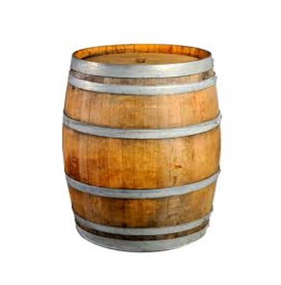 Wine Barrel Cq Party Hire